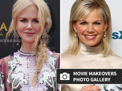 WOW, Wait'll You See Kidman's Transformation Into Gretchen Carlson -- Short Hair & All!