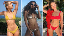 23 Hot Shots Of 2019's Sports Illustrated Swimsuit Models ... Check Out The #WCW!
