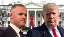 Wayne Rooney Visits Donald Trump's White House, Christmas Party!