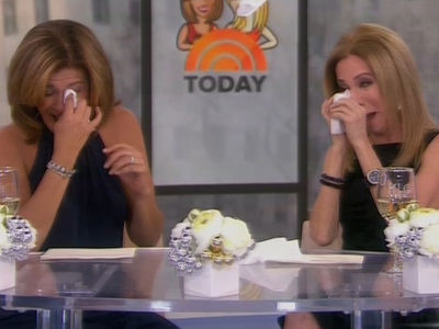 Kathie Lee Gifford Announces She's Leaving the 'Today' Show