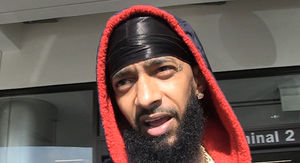 Nipsey Hussle Pays No Mind to Brawl Involvement After Leaving the Club