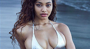 Danielle Herrington Returns for SI Swimsuit 2019 After an Epic Cover Year