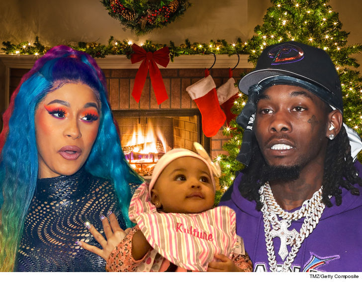 Offset Gets His Cardi B S Daughter S Name Tattooed On: Offset Wants To Spend Christmas With Cardi & Baby Kulture