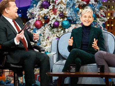 How Ellen Accidentally STOLE a Dog and Who She Blames for TERRIBLE Standup Wardrobe