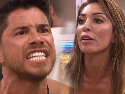 Farrah Abraham Goes BALLISTIC on 'Ex on the Beach' In Brutal Fight with Cheyenne Parker