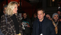 Matt Damon & Ben Affleck's Ex, Lindsay Shookus, Both Attend 'SNL' Dinner