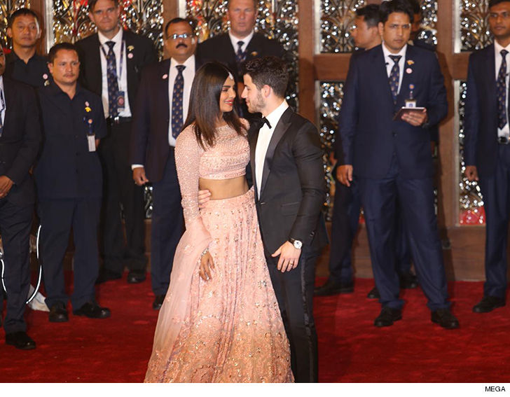 8de7d4963 Priyanka Chopra and Nick Jonas were also seen arriving at this reception.  Remember