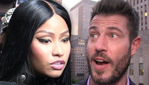 Nicki Minaj Threatens to Sue Jesse Palmer For Saying She Supported Rapist Brother