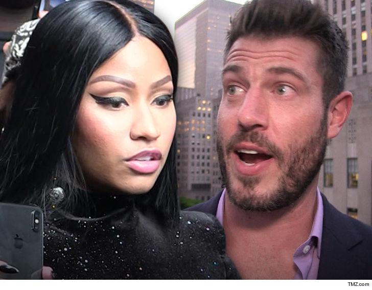 Nicki Minaj I'm Gonna Sue Jesse Palmer ... I Never Supported My Rapist Brother