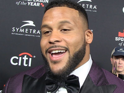 Aaron Donald Claps Back At Rams Haters After Bears Loss, 'We'll Be Fine!'