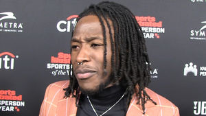 Alvin Kamara Shoots Down Future R&B Career, I Play Football!