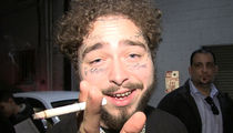Post Malone Wants Wiz Khalifa To Fight Anderson Silva, Must Hate Wiz Khalifa