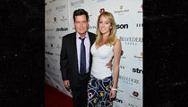 Charlie Sheen's Ex-Fiancee Brett Rossi Throwing Separation Party at Vegas Strip Club