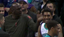 Michael Jordan Says Malik Monk Slap Was 'Only Love'