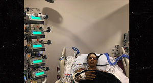 Shareef O'Neal In Good Spirits After Heart Surgery