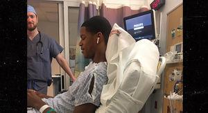 Shareef O'Neal Undergoing Heart Surgery