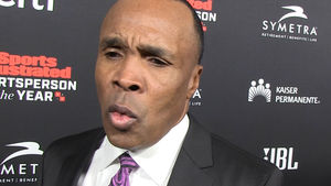 Sugar Ray Leonard Says Ali Is The GOAT, Mayweather Ain't