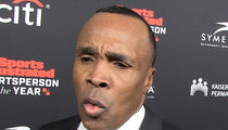 Sugar Ray Leonard Says Ali is the G.O.A.T., Mayweather Ain't