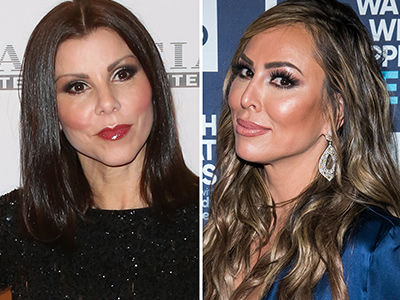 Heather Dubrow BARKS BACK at Kelly Dodd for Calling Her 'Skeletor' and 'Joker Face'
