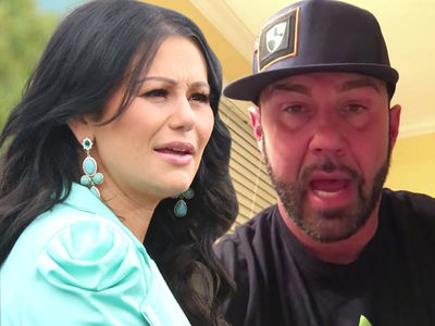 JWoww Allegedly Told Cops Estranged Husband Roger Mathews Harassed Her