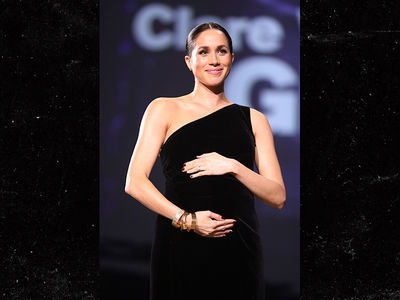 Meghan Markle's Royal Security Stiff-Arms Celebs at Fashion Awards