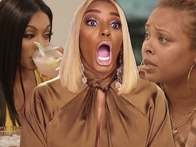 'RHOA' Recap: Eva Gets Caught Being SHADY Toward NeNe -- See What She DIDN'T Tell Her!