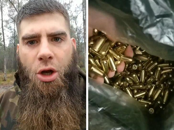 Jenelle Evans' Husband David Eason Shares Gun-Crazed Vids After Secret Service Visit