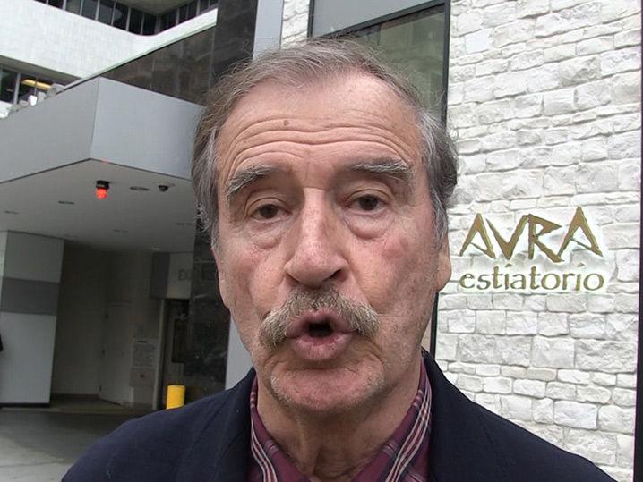 Vicente Fox Ex-Prez Skewers President Trump for Migrant Child's Death