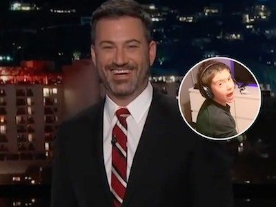 'What the F---!?' -- Kimmel Challenges Parents to Turn Off Kids' 'Fortnite' & They Get VIOLENT