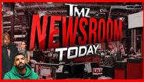 TMZ Newsroom: Kanye West, Kim Kardashian Warn Drake, Don't Threaten Us!