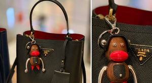 Prada Purse with 'Sambo' Figurine Triggers Cries of Racism