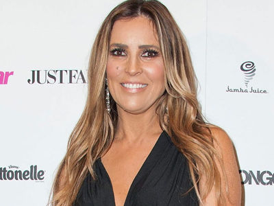 Jillian Barberie Jokes About Her New 'Robot--s' After Reconstructive Surgery