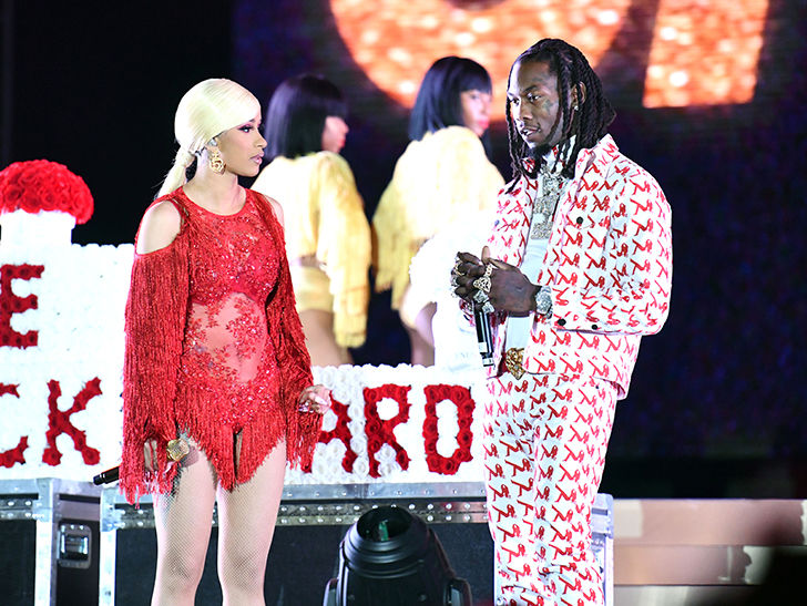 Offset's 'Take Me Back Cardi' Flowers Cost 15,000 Dollars