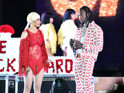 Offset's 'Take Me Back Cardi' Flowers Cost $15,000