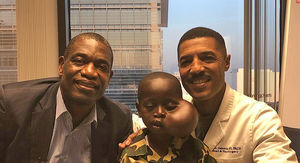 Child Dikembe Mutombo Brought to U.S. Went Into…