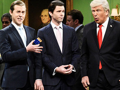 Trump LASHES OUT at 'SNL' ... Because Making Fun of Him 'Can't Be Legal'