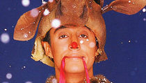 'Last Christmas' Artist Andrew Ridgeley of Wham! 'Memba Him?!