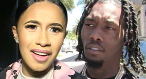 Cardi B Insists Offset Crashing Rolling Loud Concert Was NOT Staged