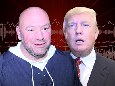 President Trump Called Dana White to Rave About Ortega vs. Holloway Fight