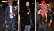 Samuel L. Jackson Parties Ahead of 70th Birthday with Celeb Friends