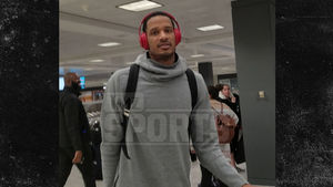 Trevor Ariza Touches Down In D.C., I Don't Know How Good Wizards Are!