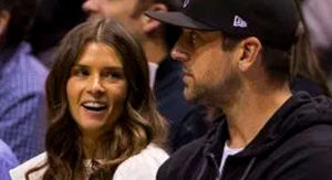 Aaron Rodgers Is Huge Fan Of Danica Patrick's Sweaty New Instagram