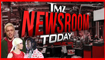 TMZ Newsroom: Pete Davidson Refused to See Ariana Grande at 'SNL' After Apparent Suicide Threat