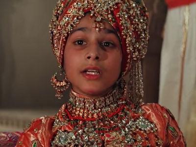 Little Maharaja in 'Indiana Jones and the Temple Of Doom' 'Memba Him?!