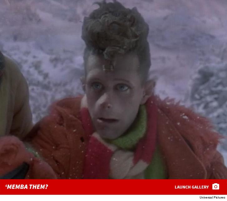 How The Grinch Stole Christmas 2000 Whos.Stu Lou Who In How The Grinch Stole Christmas Memba Him