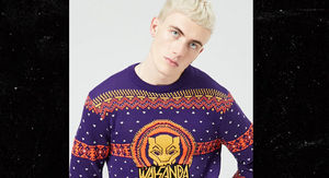 Forever 21 Features Blond White Model to Sell 'Black Panther' Sweater