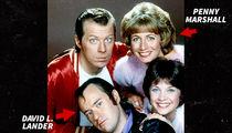 Penny Marshall Gave Me My Big Break, David Lander From 'Laverne & Shirley' Says