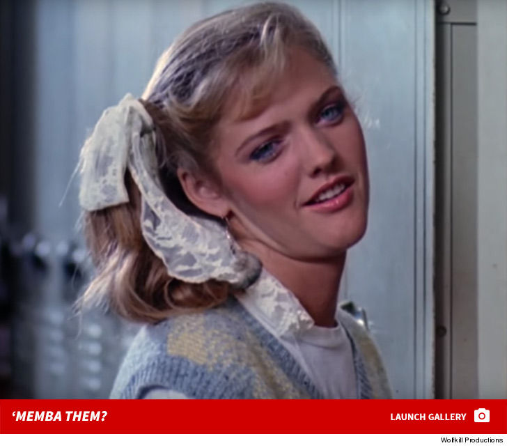 Lorie Griffin is best known for playing the super hot theater chick Pamela  -- who makes the boys ... and werewolves howl -- in the 1985 Michael J. Fox  movie ...