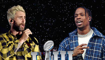 Travis Scott's Joining Maroon 5 for Super Bowl 53 Halftime Show in Atlanta