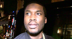 Meek Mill Says White Man Tagged His Grandma's House with Racist Graffiti